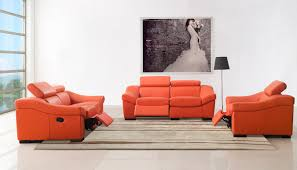 sitting room red living chair