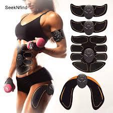 Online Shop <b>EMS Wireless Muscle Stimulator</b> Trainer Hip Trainer ...