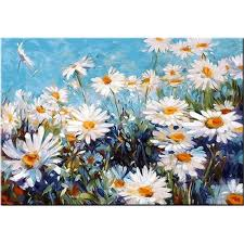 Crafts Daisy <b>5D DIY Full</b> Drill Diamond Embroidery Painting ...