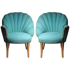 images hollywood regency pinterest furniture: vintage asymmetrical hollywood regency fan back chairs grosfeld house from a unique collection
