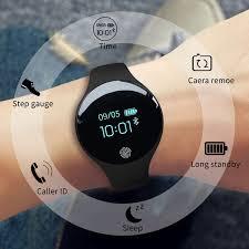 <b>SANDA</b> SD01 <b>Bluetooth Smart Watch</b> Pedometer Fitness Tracker ...