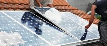funcionamiento de los paneles solares fotovoltaicos