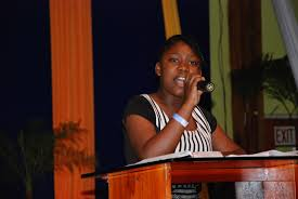child preachers certified west conference of seventh 14 year old tyesha james delivers the sermon during the children s convention held at the