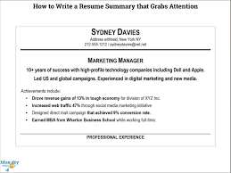 how to write a resume summary professional resume template fresh how to write a resume summary 35 about remodel coloring for kids how to
