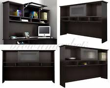 l shaped computer desk corner hutch office furniture wood home table workstation bush desk hutch office
