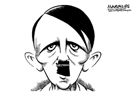 Image result for hitlers mustache-MODERN ART