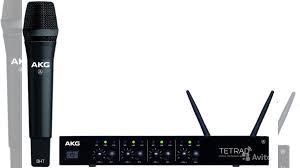 <b>Радиосистема AKG DMS</b> Tetrad Vocal Set P5 4/2 купить в Москве ...