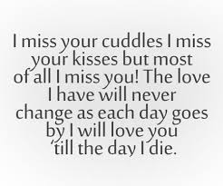 Cute Missing You Quotes | Quotes about Cute Missing You | Sayings ... via Relatably.com
