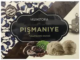 <b>Пишмание</b> с какао <b>Vkusnotoria</b>, 136 г — купить в интернет ...