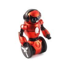 <b>WL</b> Toys <b>Радиоуправляемый робот</b>, Gyro, 2.4G, красный (F-1 ...