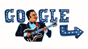 Google Celebrates Late, Great Blues Legend <b>B.B. King on</b> 94th ...