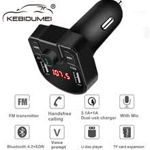 Online Shop for <b>fm transmitter</b> bluetooth <b>car</b> Wholesale with Best Price