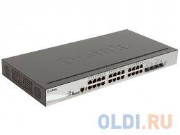 <b>Коммутатор D-Link DGS-1510-28P/A1A</b> — купить по лучшей цене ...