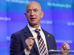 Amazon CEO Jeff Bezos is now the second richest man in the world ...
