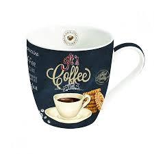 купить <b>Кружка</b> IT'S <b>COFFEE</b> TIME WHITE <b>350 мл</b> в интернет ...