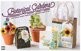 Afbeeldingsresultaat voor botanical blooms stampin up