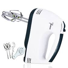 7 Speed <b>Handheld Electric Dough Mixer</b> Pasta Noodle Machine Egg ...