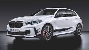 2020 BMW M135i xDrive Gets Sporty Look With <b>M Performance</b> Parts