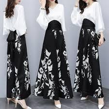 <b>2019</b> Women Korean Chiffon Fashion Casual <b>Slim Temperament</b> ...