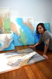 jess seroka n collective surviving in the art game is hard and perseverance is a key to success according to jess being unhappy in her day job and struggling to work in the