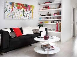 ways decorate living room simple