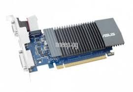 <b>Видеокарта</b> ASUS GeForce <b>GT 710</b> 954Mhz PCI-E 2.0 1024Mb ...