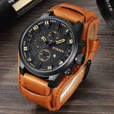 <b>Curren Men Watches</b> Man Clock 2018 <b>Top</b> Brand Luxury Army ...