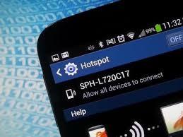 Как включить точку доступа Wi-Fi и Bluetooth-модем на Андроид ...