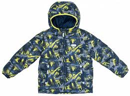 <b>Куртка для мальчика Barkito</b>, синяя - купить в Москве: цены в ...