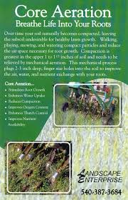sample flyers for landscaping lawn flyers related keywords suggestions aeration lawn flyers