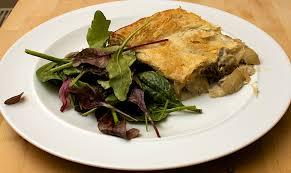 Shepherd's pie met filodeeg , Taart maken , taart recepten