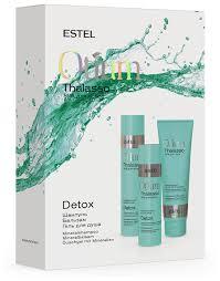 <b>Набор ESTEL Otium Thalasso</b> Detox — купить по выгодной цене ...
