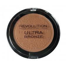 Produkt <b>Makeup Revolution</b>, <b>Ultra Bronze</b> (Puder brązujący do ...