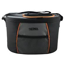 <b>Сумка</b>-<b>термос</b> Thermos E5 6 Can Cooler 490292 4.5л. черный ...