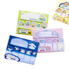 <b>1pack</b> /<b>lot</b> Kawaii <b>Japanese cute cartoon</b> index Sticky Notes ...