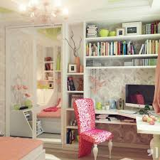 bedroom awesome storage space with white book shelves and cool wardrobe in white small girl bedroom small bedroom ideas