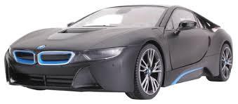 Купить Легковой автомобиль <b>Rastar BMW I8</b> (71010) 1:14 черный ...