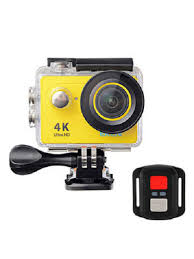 <b>Экшн камера EKEN H9R</b> YELLOW Ultra HD 4K 25 fps Артикул ...