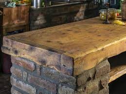 ideas maple kitchen island curly designs choose layouts ts  rustic kitchen island sxjpgrendhgtvcom