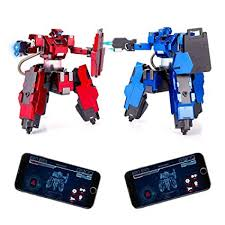 Feeleye Remote Control Battle Robot,APP(Android ... - Amazon.com