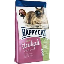 <b>Happy Cat Adult</b> Sterilized Ягненок для кастрированных котов и ...