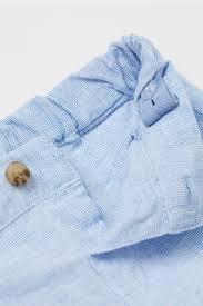 <b>Комплект 3</b> предмета с бабочкой - Голубой - Дети | H&M RU