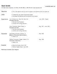 resume example    free resume creatorresume example