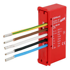 surge protection solutions for led street lighting systems installation outside the fuse box dehncord ip 20