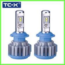 Headlight Bulbs. <b>2Pcs Super</b> Bright H4 Led Bulb Canbus 80W ...