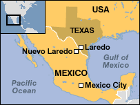 Image result for U.S. Consulate in Nuevo Laredo