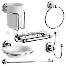 pretty bathroom accessories