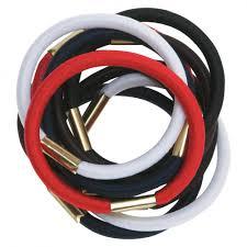 <b>Резинки для</b> волос цветные, maxi (10 шт) <b>DEWAL</b> RE020 купить в ...