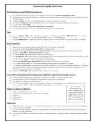 listing education on resume examples science resume examples    resume  how to list certifications on resume