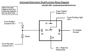4 pin relay wiring diagram driving lights images hid driving relay wiring diagram also 12 volt switch 12v